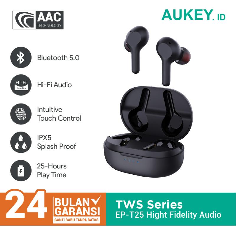 Aukey TWS EP-T25 High Fidelity Audio - 500538