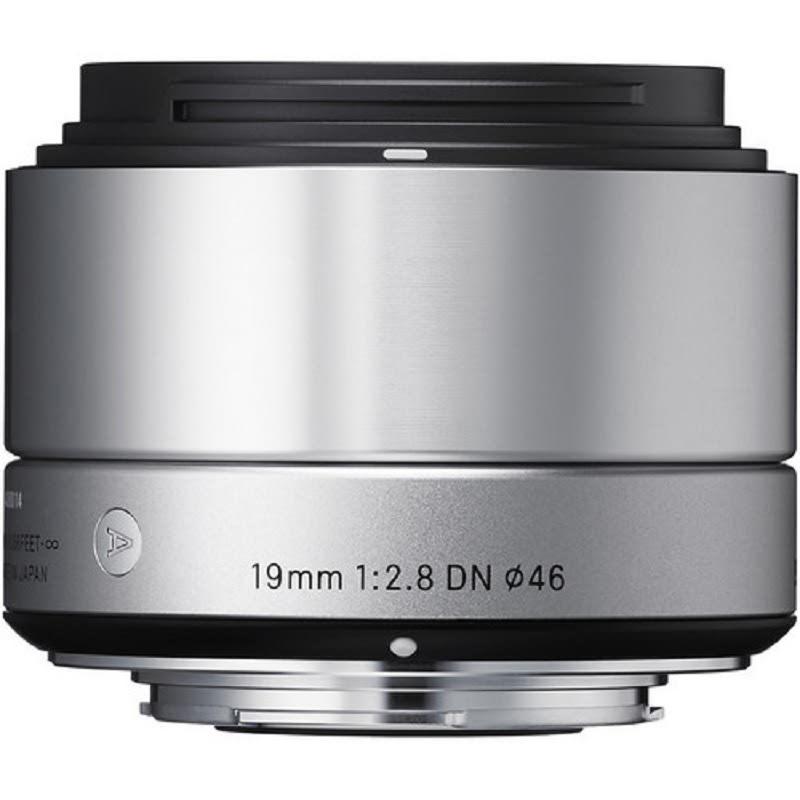 Sigma 19mm F2.8 DN AF,SONY SILVER