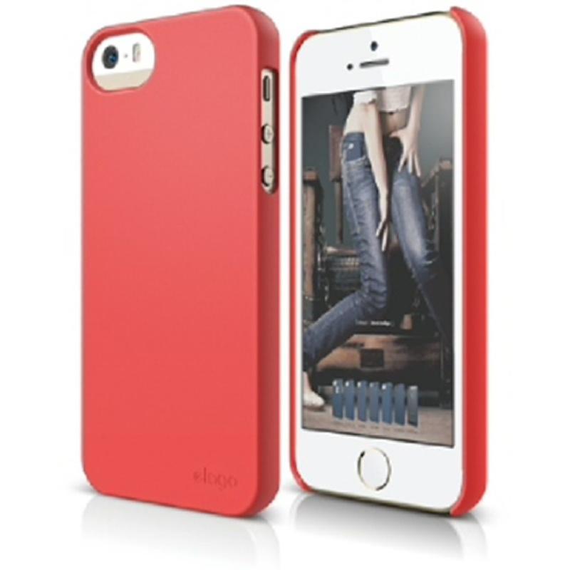 Elago Slimfit 2 Case for iPhone SE, 5, 5S - SF Italian Rose
