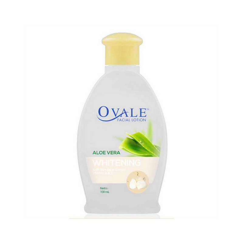 Ovale Facial Lotion Whitening 100 Ml