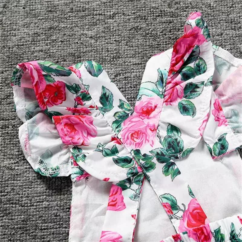 BabyLand Rose Mary Romper RMR001