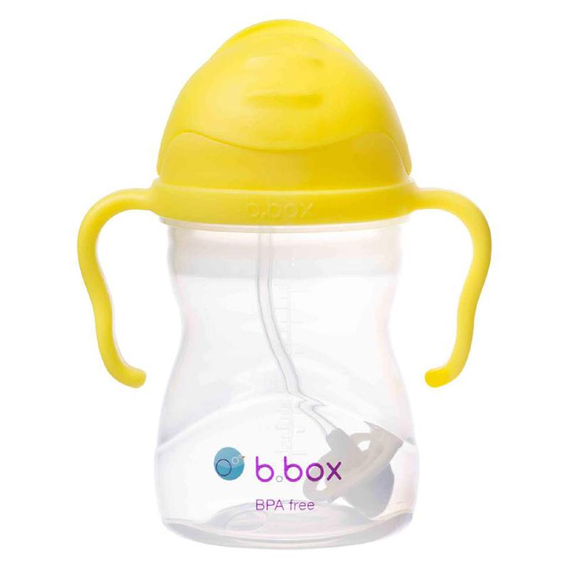B Box Sippy Cup Lemon