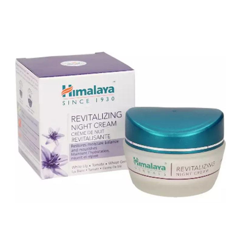 Himalaya Revitalizing Night Cream 50 Gr