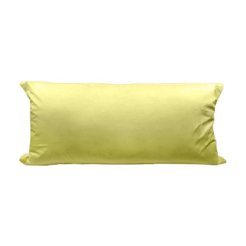 Sleep Buddy Sarung Bantal Yellow Extra 50X100Cm