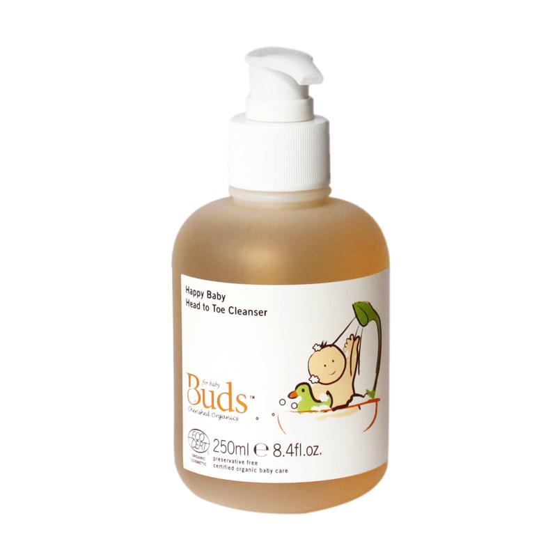 Buds Organics Happy Baby Head To Toe Cleanser [Cherish - 250ml]