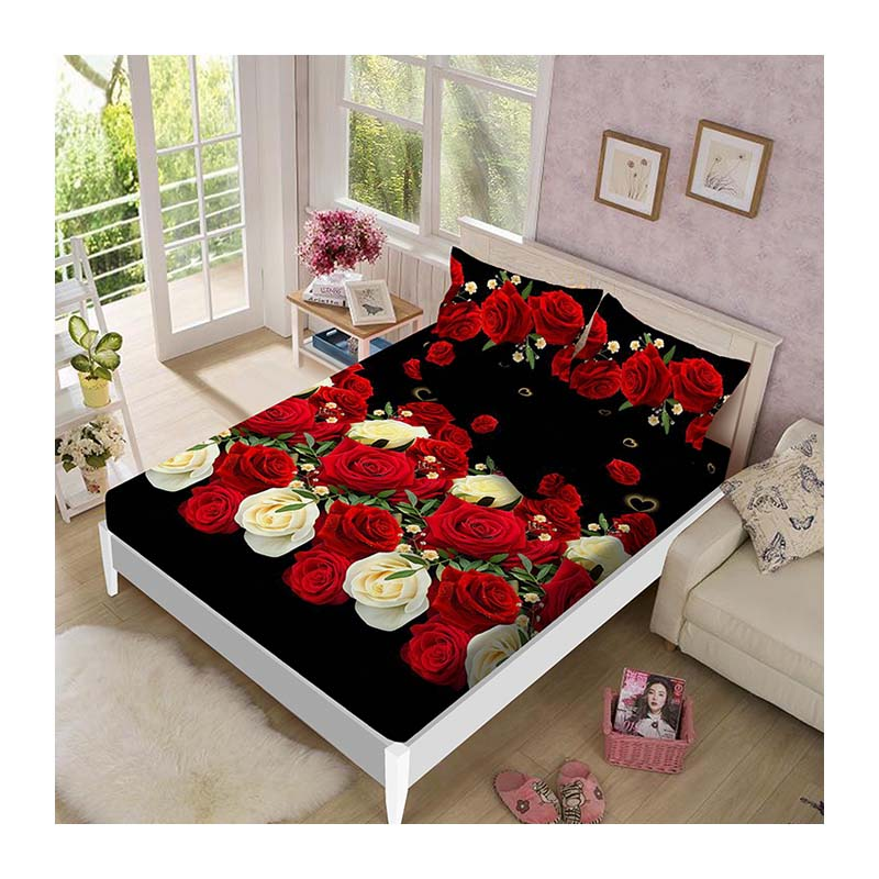 Kintakun Luxury Sprei 160 x 200 B4 Queen Ramona