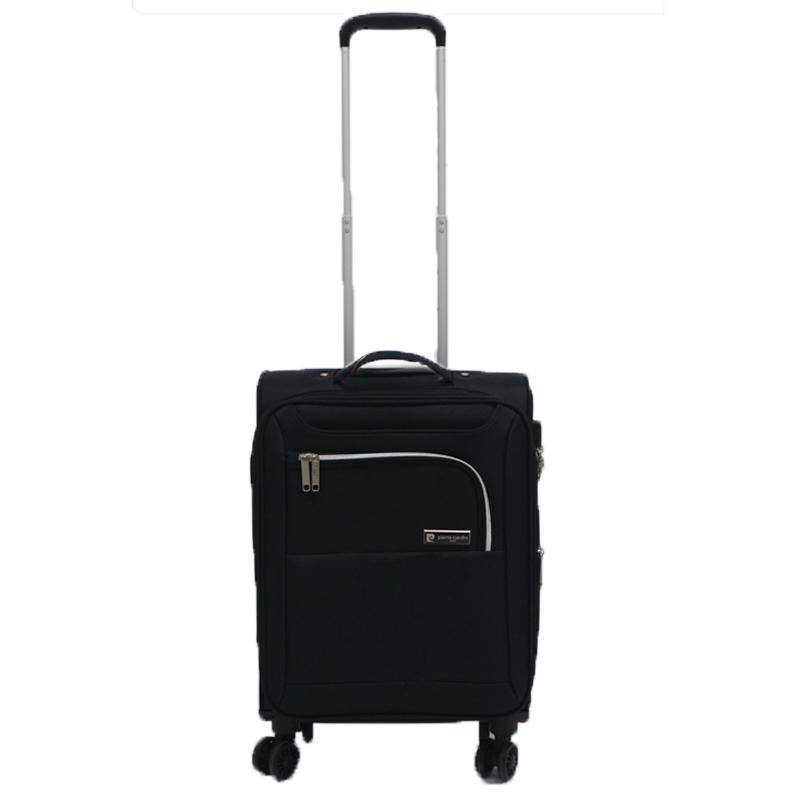 Pierre Cardin Luggage 60734620-60 Cabin Black