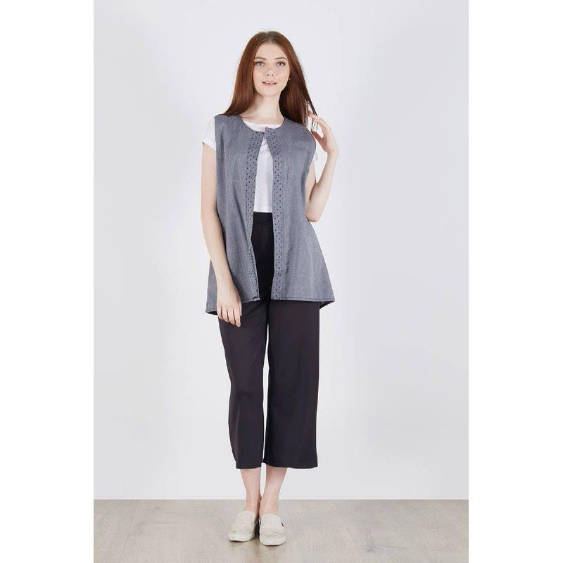 Shulamit Vest Blue