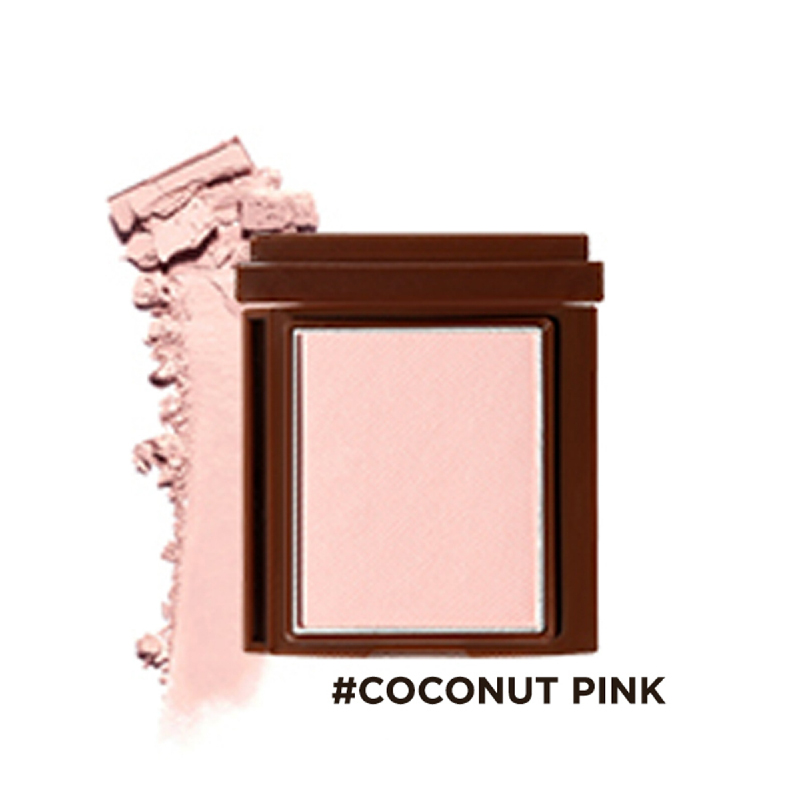 16brand Brickit Shadow Matt Line - Coconut Pink