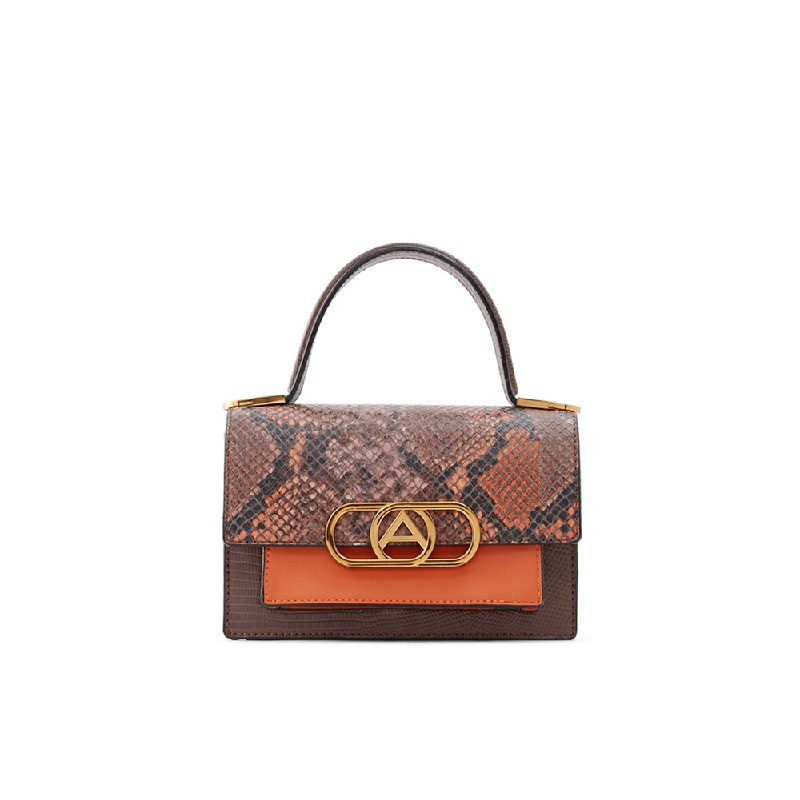 Aldo Ladies Handbags YBAOWIEL-801 Dark Orange