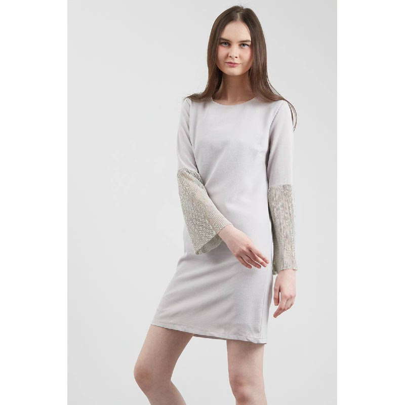 GW Ellrich Dress in Grey