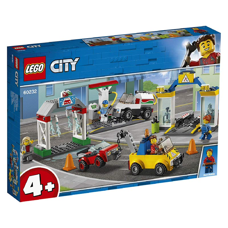 LEGO® City 60232 Garage Center