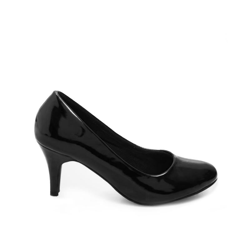 Alivelovearts Pump Heels Black