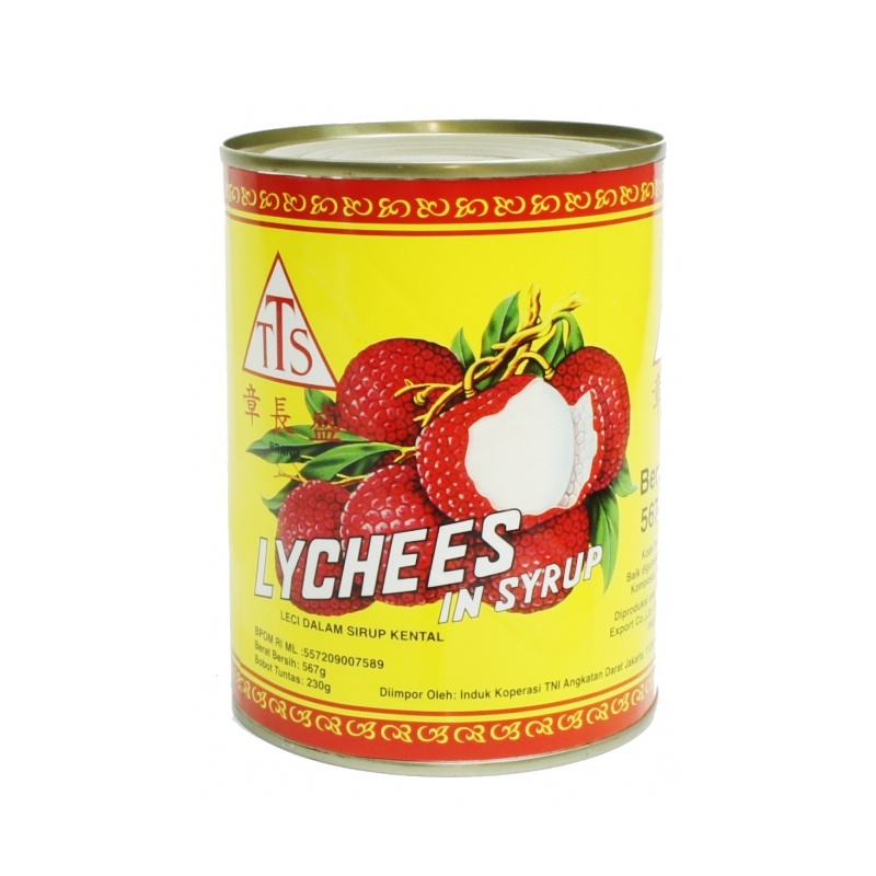 Tts Lychee In Syrup 567Gr