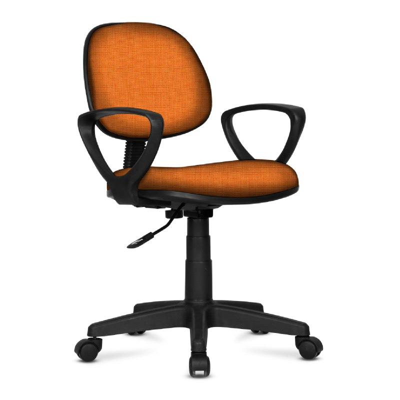 Kursi kantor (Kursi kerja) HP Series - HP02 Lucky Orange