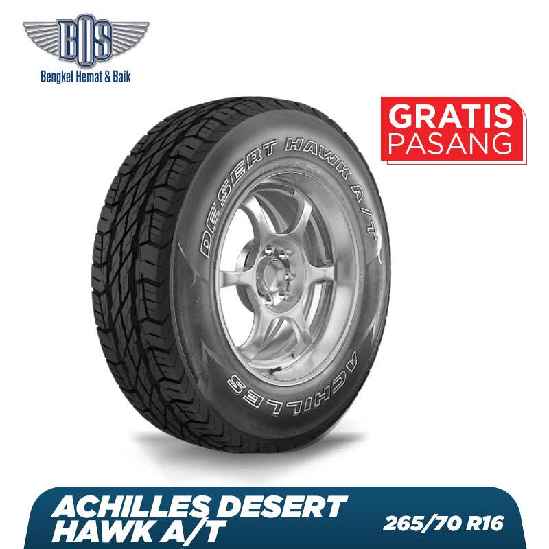 Achilles Ban Mobil Desert Hawk A-T - 265-70 R16 112S - GRATIS JASA PASANG DAN BALANCING