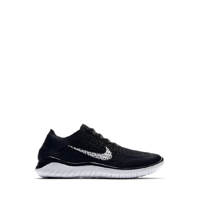 Nike Free RN Flyknit 20018 Women Running Shoes Black