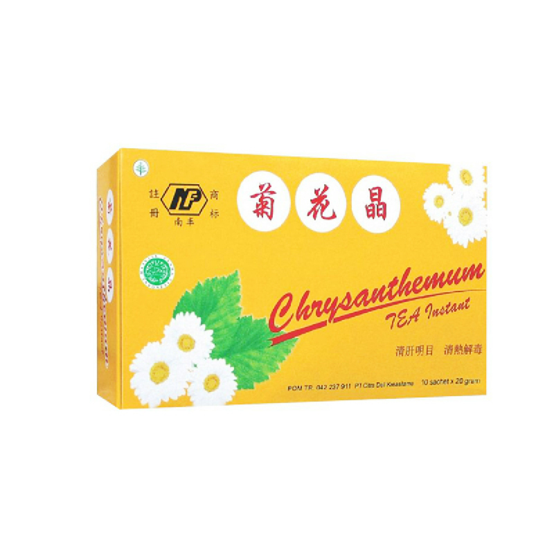 Nf Chrysanthemum Tea Instant 200 Gr
