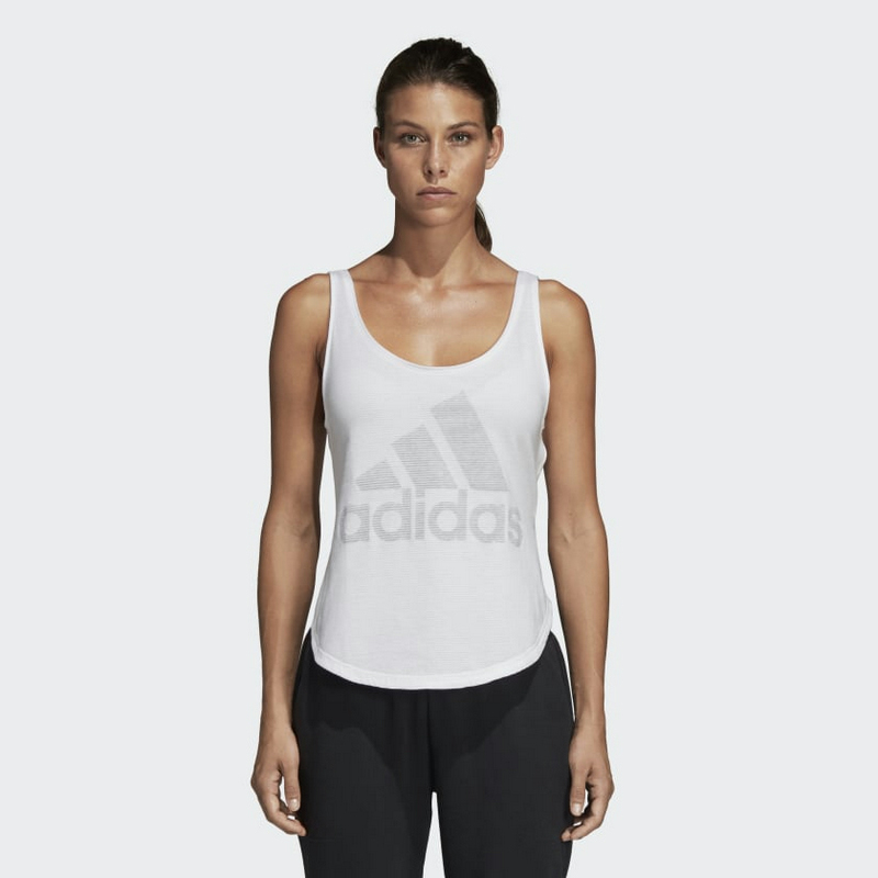 Adidas Id Tank Top DT9344 White