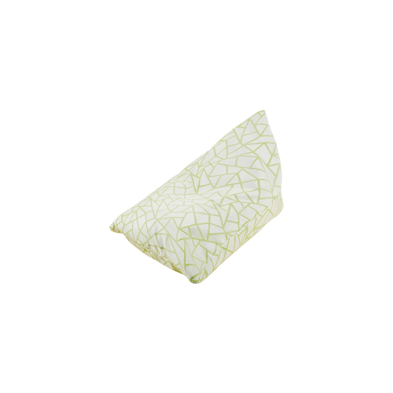 Beam and Co Pizza Beanbag Stone Lime
