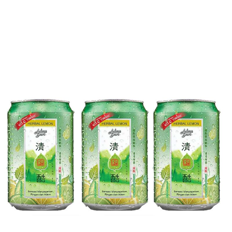 Adem Sari Ching Ku 320Ml (Buy 2 Get 1)