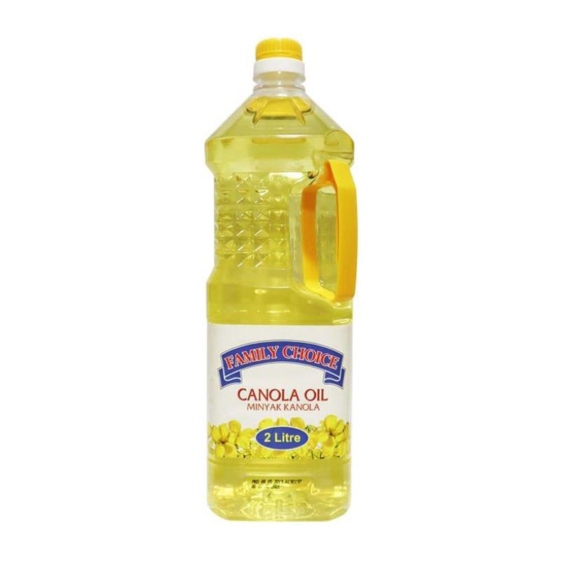 Minyak Canola Family Choice 2 Liter