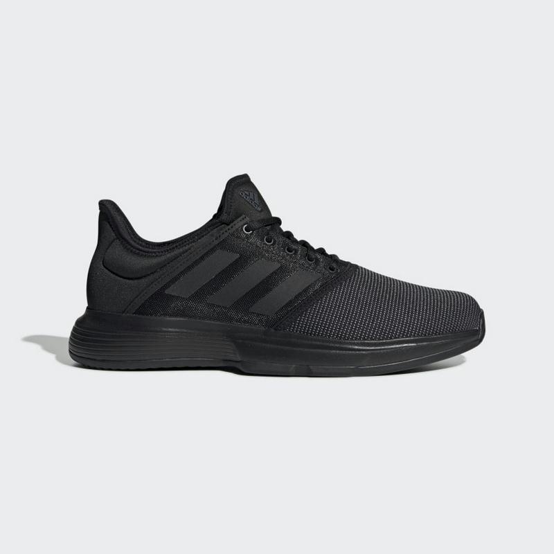 Adidas Gamecourt Shoes EF0573 Core Black