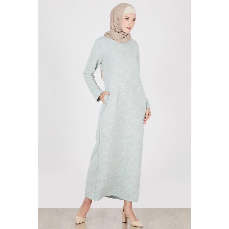 Aneta Dress Dusty Green
