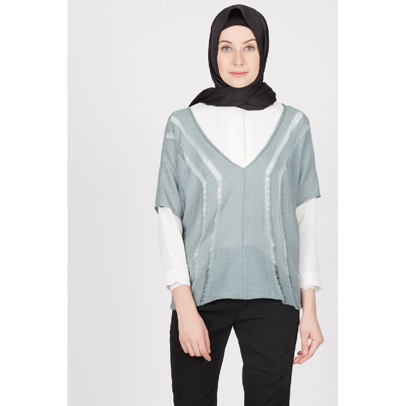 Antreas Outer Dusty Green
