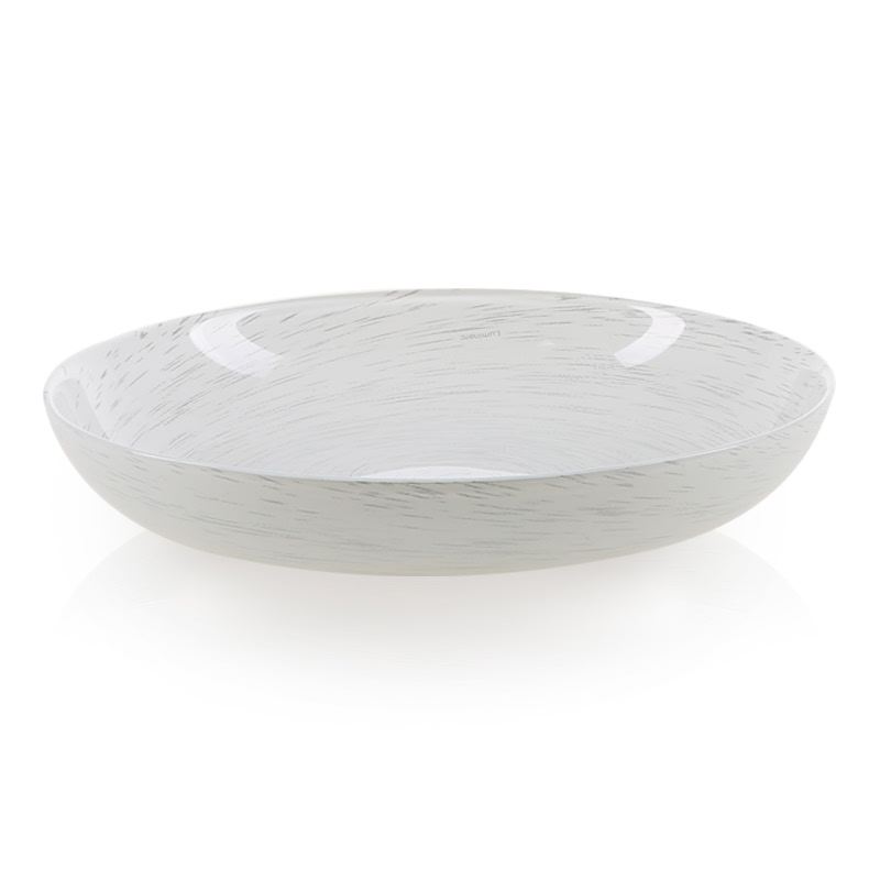 Luminarc Stonemania White - Assiette Calotte 20