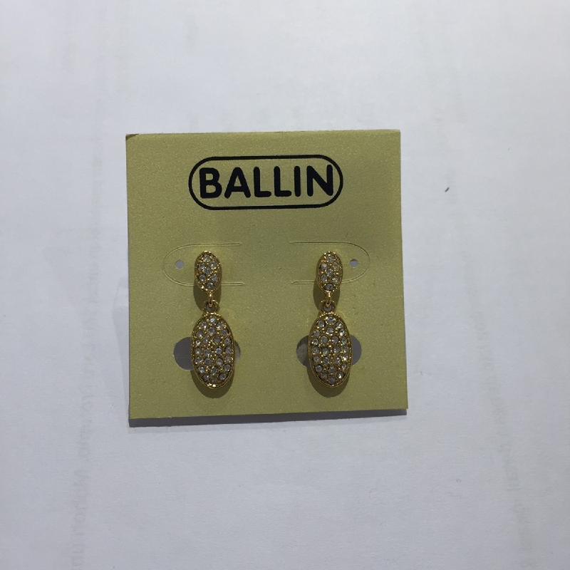 Ballin Women Earing YZ-E1015G Gold