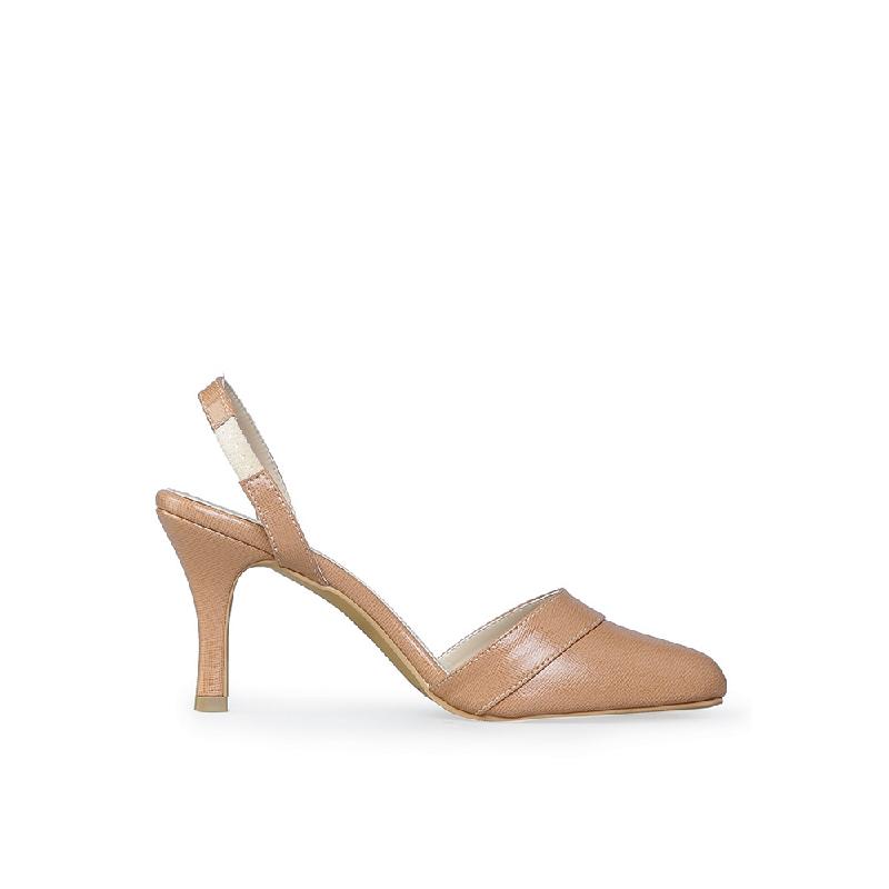 Cavasso Heels Too Revina Tan