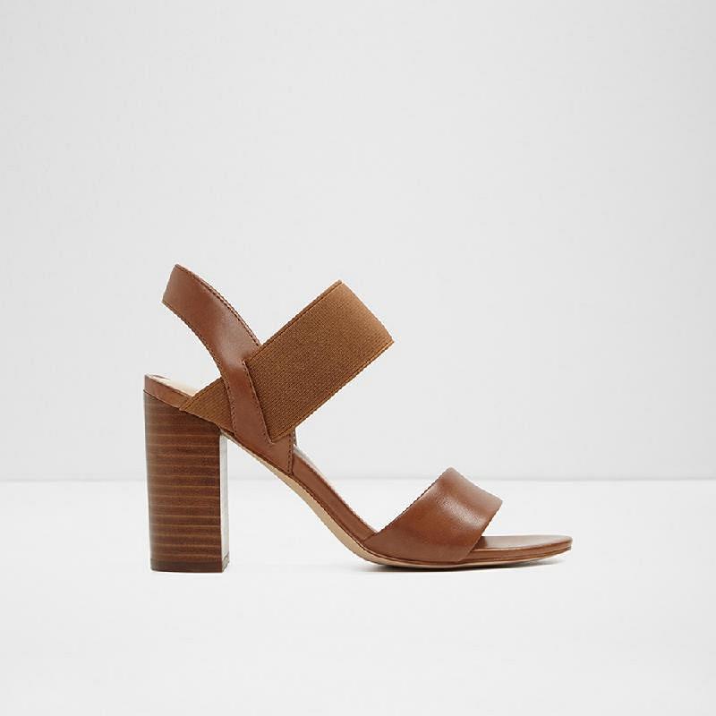 ALDO Ladies Footwear Heels MULLYRA-220-Cognac