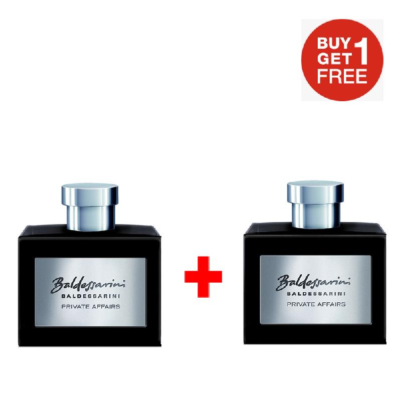 Baldessarini Buy 1 Get 1 PTE Affairs EDT Natural Spray 90ML
