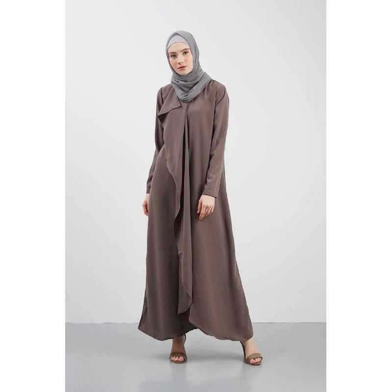 Samarina Dress Grey