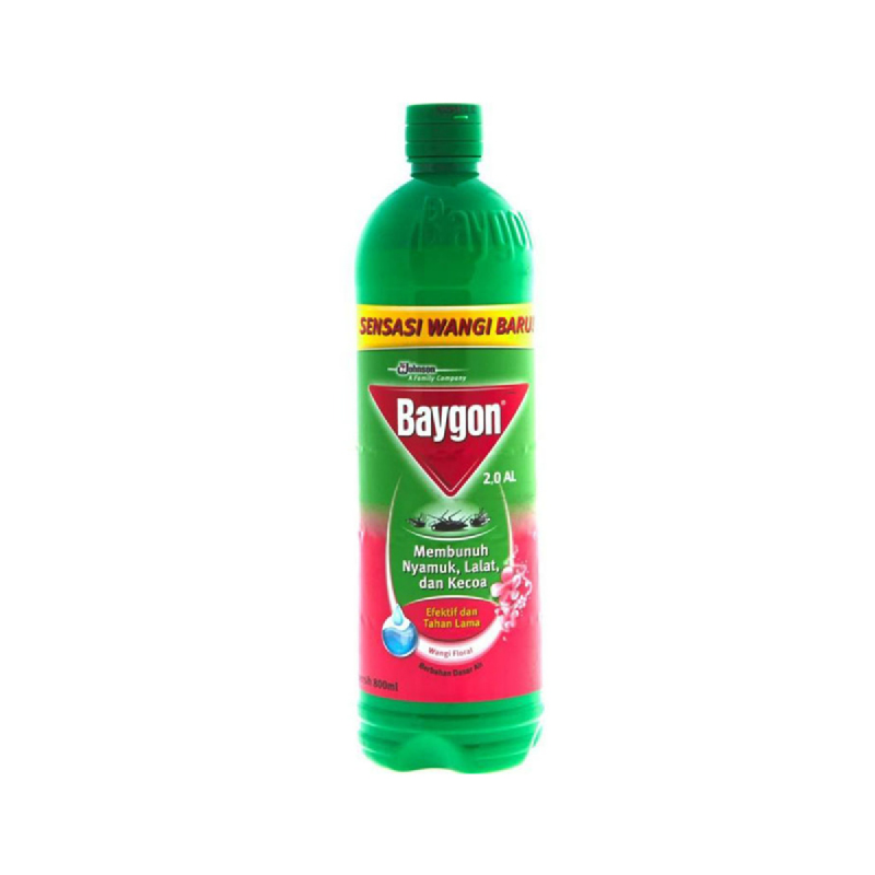 Baygon Cair Floral 800Ml