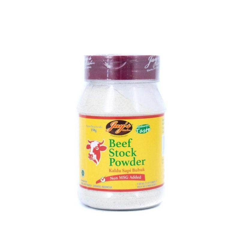 JayS Beef Stock150Gr