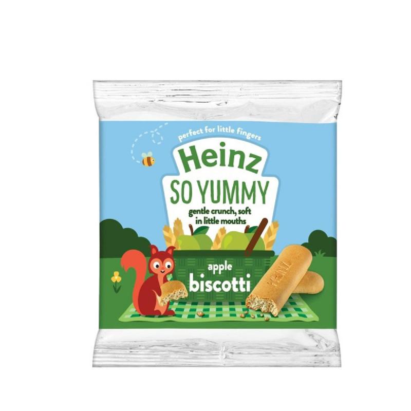 Heinz Biscotti Biskuit Apel 60 Gr