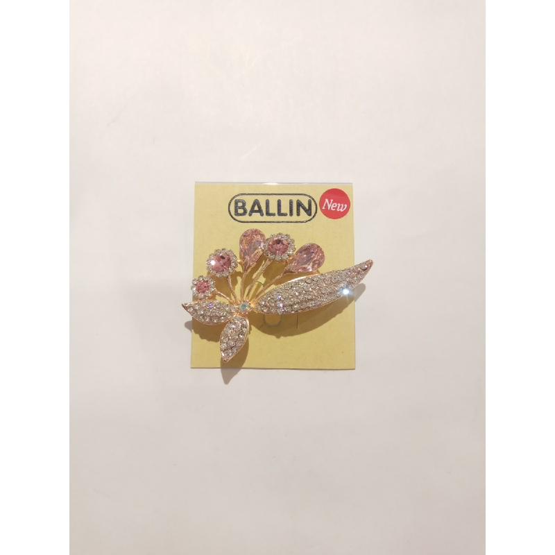 Ballin - Women Brooch LF BRXZ8070 16 Silver