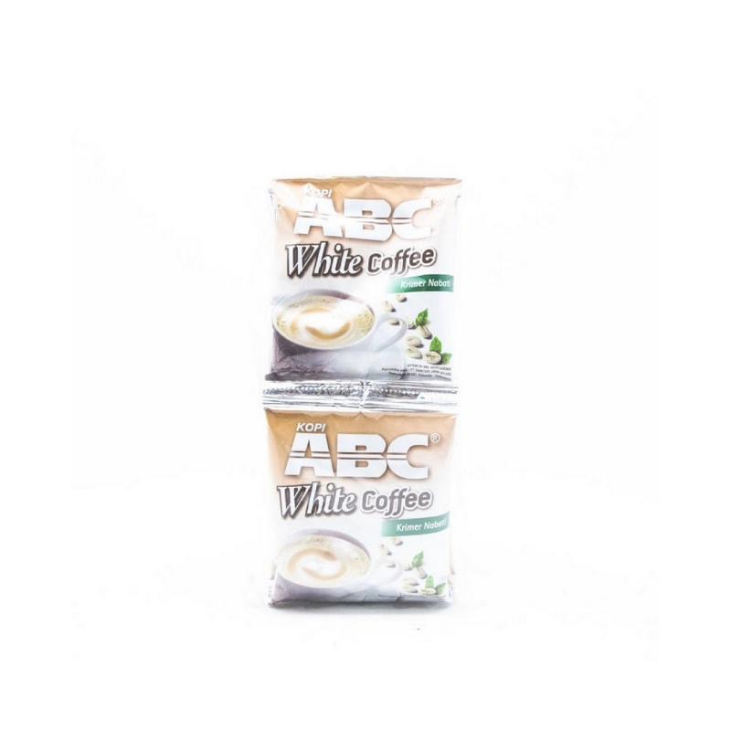 Abc Kopi White Coffee 10 X 27Gr
