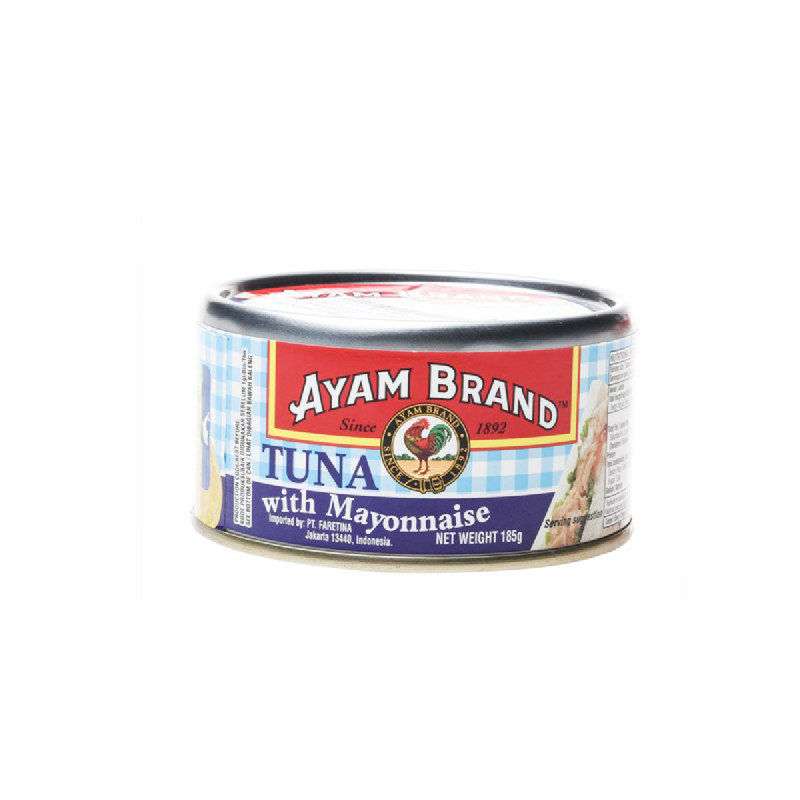 Ayam Brand Tuna Mayonnaise 185 Gram