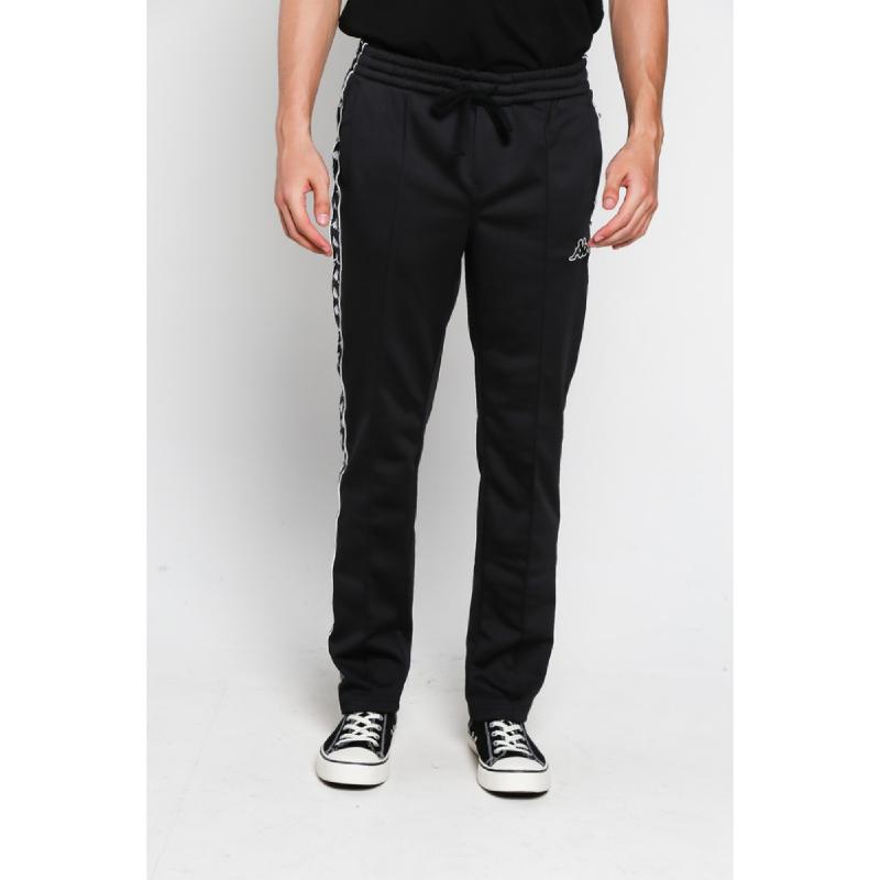 Kappa Zeta Omini Banda 222 Long Pants - Blk Blk