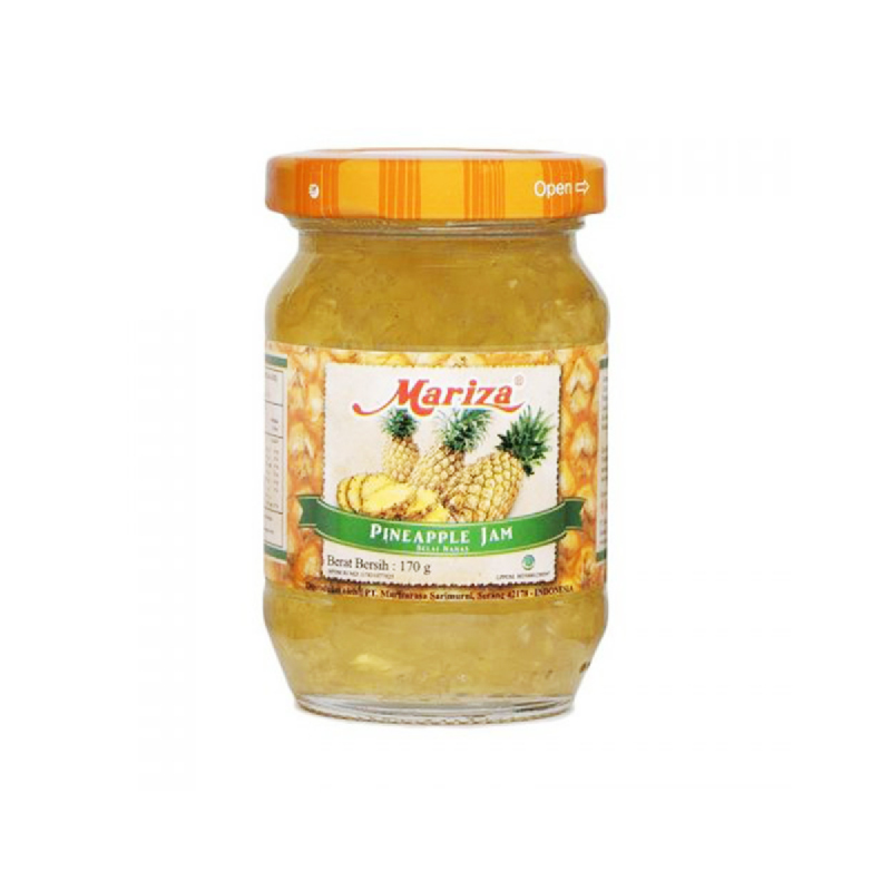 Mariza Topping Jam Pineapple 200G