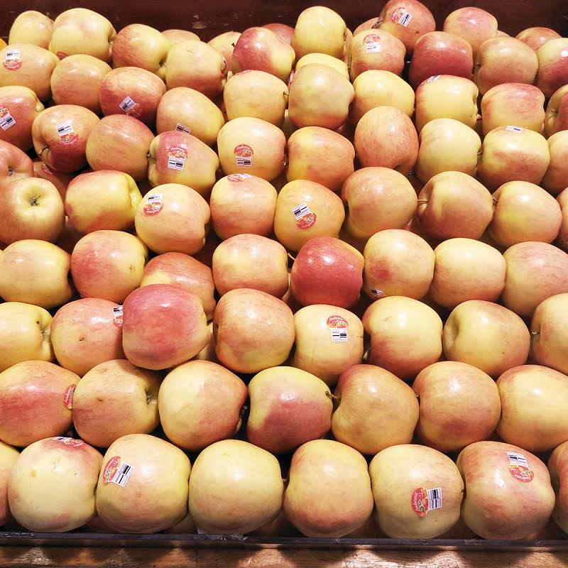 Lotte Mart Buah Apel Ambrosia 1 Kg (3-4 Buah)