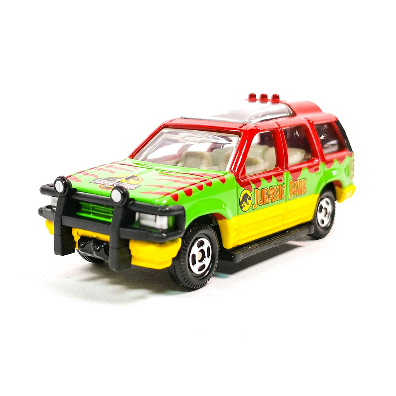 Tomica Dream 141 Jurassic Park Tour