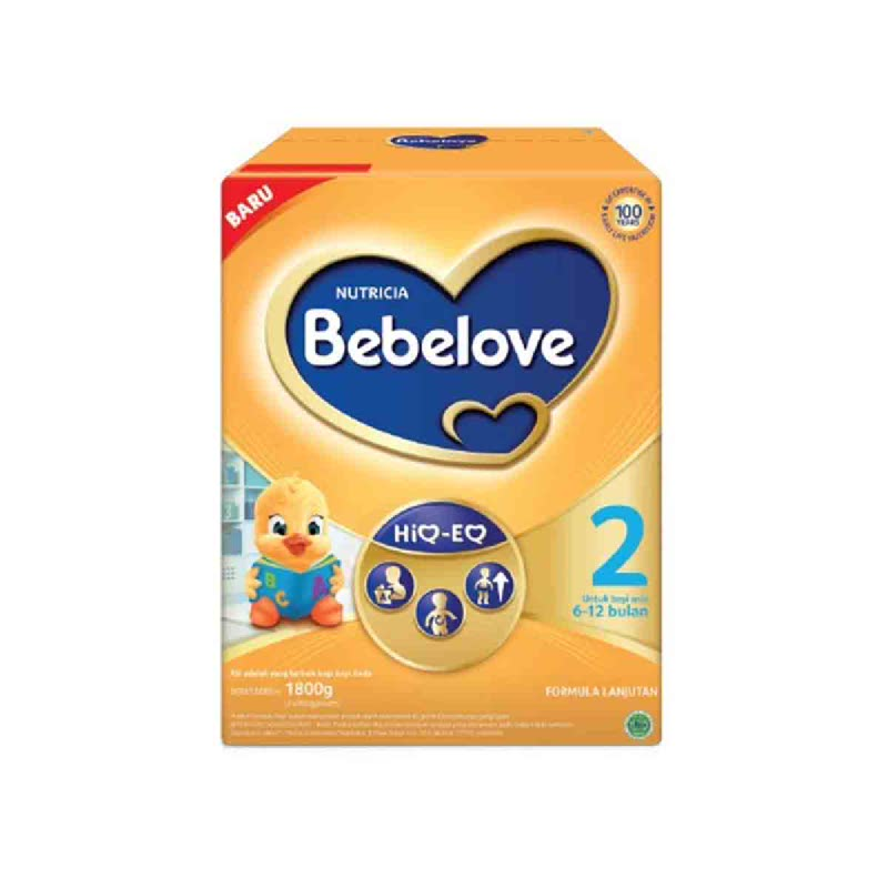 Nutricia Bebelove 2 Box 1800G