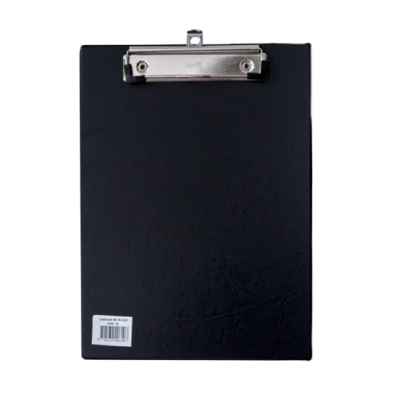 Bantex Clipboard A5 Black -4206 10