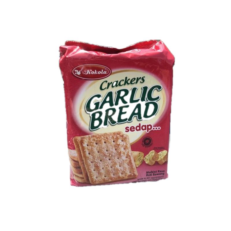 Kokola Crackers Garlic Bread 208g