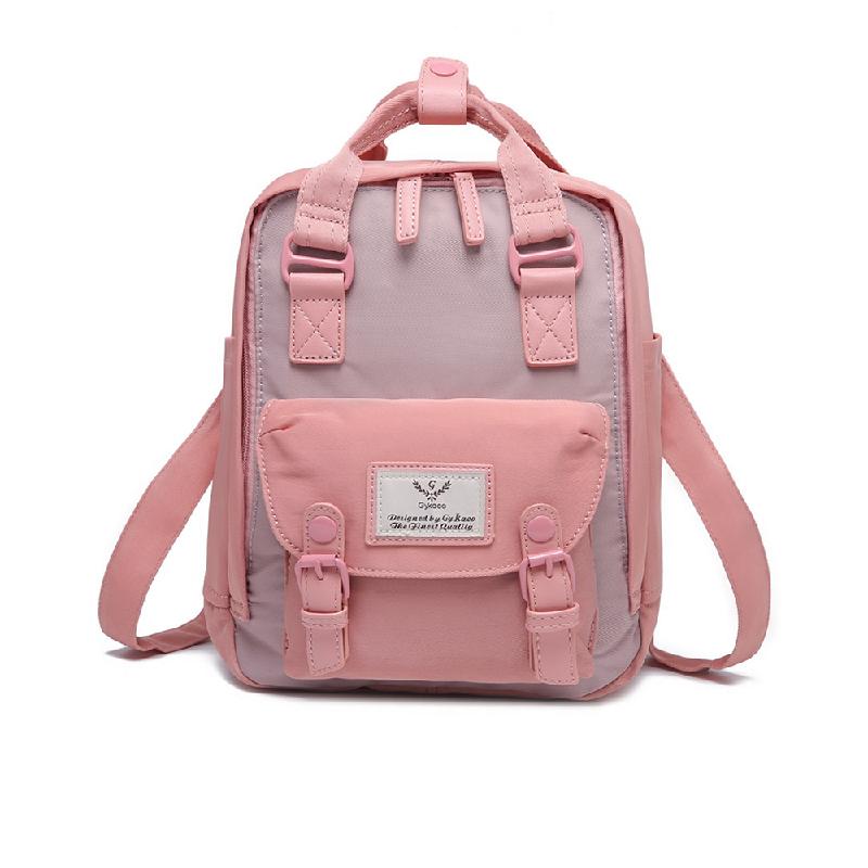 Gykaco Women Backpack Diona Pink