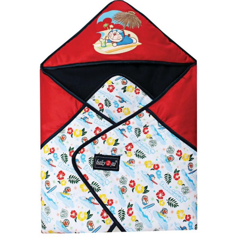 Baby2go Baby Blanket DoraemonB2B4101 Merah